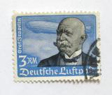 Poštovní známka Německo 1934 Otto Lilienthal Mi# 539 Kat 55€