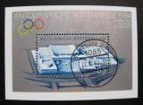 Poštovní známka DDR 1983 ZOH Sarajevo Mi# Block 74