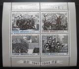 Poštovní známky Řecko 1982 Národní hnutí odporu Mi# Block 3