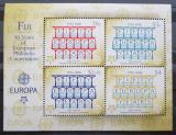 Poštovní známky Fidži 2005 Výročí Evropa CEPT Mi# Block 48