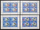 Poštovní známky Samoa 2005 Výročí Evropa CEPT Mi# 1020-23 Kat 60€