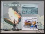 Poštovní známka Svatý Tomáš 2009 Hindenburg Mi# Block 691