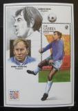 Poštovní známka Gambie 1994 MS ve fotbale Mi# Block 238