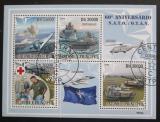 Poštovní známky Svatý Tomáš 2009 NATO, 60. výročí Mi# 4098-4101