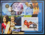 Poštovní známky Guinea 2009 Sommet de Delhi Mi# Block 1682
