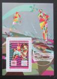 Poštovní známka Libye 1994 MS ve fotbale Mi# Block 135