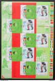 Poštovní známky Francie 2002 MS ve fotbale Mi# 3620-21 Arch
