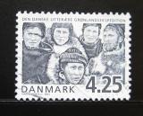 Poštovní známka Dánsko 2003 Expedice do Grónska Mi# 1335