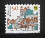 Poštovní známka Německo 1994 Quedlinburg milénium Mi# 1765