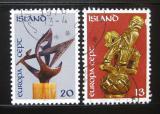 Poštovní známky Island 1974 Evropa CEPT Mi# 489-90