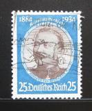Poštovní známka Německo 1934 Hermann von Wissmann Mi# 543 Kat 26€