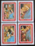 Poštovní známky Grenada Gren. 1993 Umění Mi# 1806-08,1612