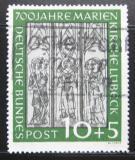 Poštovní známka Německo 1951 Fresky Mi# 139 Kat 80€