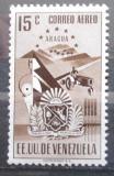 Poštovní známka Venezuela 1952 Znak Aragua Mi# 750
