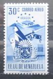 Poštovní známka Venezuela 1952 Znak Aragua, vzácná Mi# 752 Kat 16€