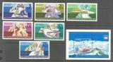 Poštovní známky DDR 1975 ZOH Innsbruck Mi# 2099-2104 + Block 43