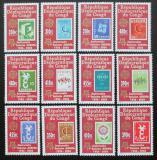 Poštovní známky Kongo Dem., Zair 2005 Evropa CEPT Mi# 1831-42