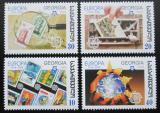 Poštovní známky Gruzie 2006 Výročí Evropa CEPT Mi# 507-10