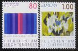 Poštovní známky Lichtenštejnsko 1993 Evropa Mi# 1054-55