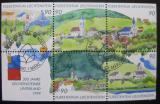 Poštovní známky Lichtenštejnsko 1999 Unterland Mi# Block 16
