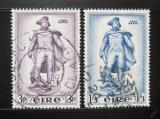 Poštovní známky Irsko 1956 John Barry Mi# 126-27