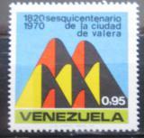 Poštovní známka Venezuela 1970 Valera Mi# 1824