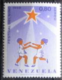 Poštovní známka Venezuela 1968 Den dětí Mi# 1758