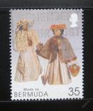 Poštovní známka Bermudy 2003 Panenky Mi# 853