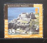 Poštovní známka Bermudy 2001 Ruiny hradu Mi# 789