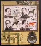 Poštovní známky Guinea-Bissau 2012 Psi Mi# 6007-10