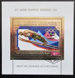 Poštovní známka Rovníková Guinea 1975 ZOH Innsbruck Mi# Block 162
