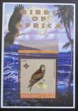 Poštovní známka Malawi 2005 Circaetus gallicus, skauting