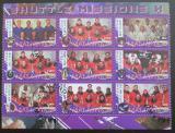 Poštovní známky Malawi 2010 Lety do vesmíru X