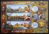 Poštovní známky Madagaskar 2014 Papeži