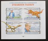 Poštovní známky Burundi 2013 Dinosauři neperf. Mi# 3128-31 B