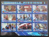 Poštovní známky Malawi 2010 Lety do vesmíru I