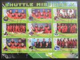 Poštovní známky Malawi 2010 Lety do vesmíru V