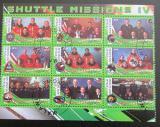 Poštovní známky Malawi 2010 Lety do vesmíru IV