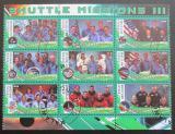 Poštovní známky Malawi 2010 Lety do vesmíru III
