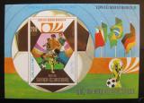 Poštovní známka Rovníková Guinea 1973 MS ve fotbale Mi# Block 87