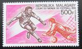 Poštovní známka Madagaskar 1973 MS ve fotbale Mi# 703