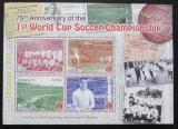 Poštovní známky Antigua 2005 MS ve fotbale Mi# 4271-74