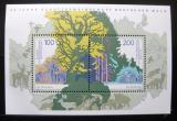 Poštovní známky Německo 1997 Ochrana lesů Mi# Block 38