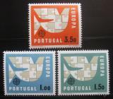 Poštovní známky Portugalsko 1963 Evropa CEPT Mi# 948-50