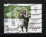 Poštovní známka Island 2005 Obchodní VŠ Mi# 1110