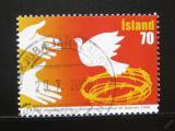 Poštovní známka Island 2006 Maďarské povstání Mi# 1119