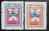 Poštovní známky Vietnam 1982 Kongres odborů Mi# 1200-01