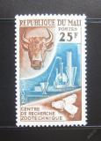 Poštovní známka Mali 1963 Sotuba ZOO Institut Mi# 58