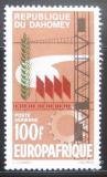 Poštovní známka Dahomey 1966 Průmyslové symboly Mi# 281
