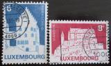 Poštovní známky Lucembursko 1982 Architektura Mi# 1058-59
